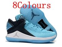 Mens Air Jordan 32 Lower Basketball Shoes 8 Colours