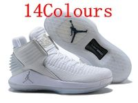 Mens Air Jordan 32 Basketball Shoes 14 Colours