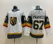 Youth Vegas Golden Knights #67 Max Pacioretty White Adidas Jersey