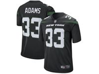 2019 Mens Women Youth Nfl New York Jets #33 Jamal Adams Black Nike Player Game Jersey