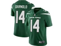 2019 Mens Women Youth Nfl New York Jets #14 Sam Darnold Green Nike Vapor Limited Jersey