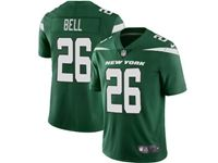 2019 Mens Women Youth Nfl New York Jets #26 Le'veon Bell Green Nike Vapor Limited Jersey