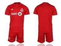 Mens 19-20 Soccer Club Toronto Fc ( Current Player ) Red Home Short Sleeve Suit Jersey