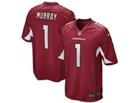 Mens 2019 Nfl Arizona Cardinals #1 Kyler Murray Red Nike Draft First Round Pick Game Jersey