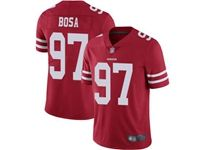 Mens Women Youth 2019 Nfl San Francisco 49ers #97 Nick Bosa Red Vapor Untouchable Limited Player Jersey