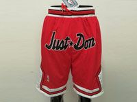 Mens Nba Chicago Bulls Just Do Red Nike Just Do Pocket Shorts