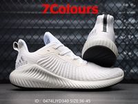 Mens And Women Adidas Alphabounce Running Shoes 7 Colours