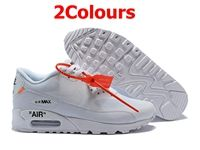 Mens And Women Nike Air Max 90 Running Shoes 3 Colours