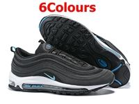 Mens And Women Nike Air Max 97 Running Shoes 6 Colours