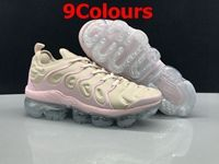 Women 2018 Tn Nike Air Max Vapormax Plus Running Shoes 9 Colours