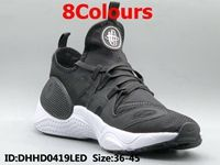 Mens And Women Nike Air Huarache 7 Running Running Shoes 8 Colours