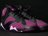 Women Air Jordan Jordan 7 Sweater Shoes One Colour