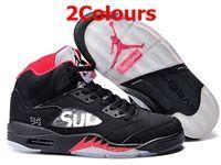 Mens And Women Air Jordan 5 Aj5 Sup Basketball Shoes 2 Colours