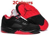 Mens Air Jordan 5 Lower Aj5 Basketball Shoes 2 Colours
