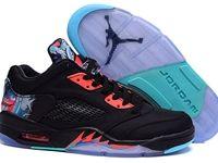 Mens Air Jordan 5 Low China Aj5 Lower Basketball Shoes 1 Colour