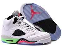 Mens And Women Air Jordan 5 Space Jam Aj5 High Basketball Shoes 1 Colour
