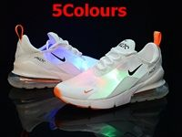Mens And Women Nike Air Max 270 Colorful Running Shoes 5 Colours