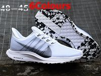 Mens Nike Air Zoom Pegasus 35 Fly Knit Running Shoes 6 Colours