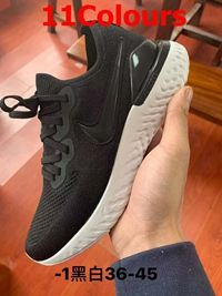 Mens And Women Nike Epic React Flyknit 2 Runinng Shoes 11 Colours