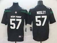 New Mens Nfl New York Jets #57 C.j. Mosley Black Vapor Untouchable Limited Player Jersey