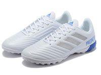 Mens Adidas Predator 19.4 Tf39-45 Football Shoes 6 Color