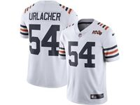 Mens Nfl Chicago Bears #54 Brian Urlacher White 100th Season Retired Nike Vapor Untouchable Limited Jersey