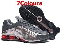 Mens Nike Air Max Shox R4 301 Running Shoes 7 Colours