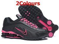 Women Nike Air Max Shox R4 301 Running Shoes 2 Colors