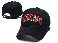 Mens Nba Chicago Bulls Chicago Adjustable Hats New Era Black
