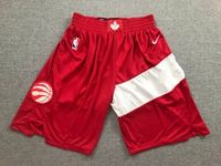 Mens Nba Toronto Raptors Red Nike City Edition Shorts