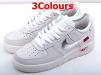 Mens Nike Air Force 1 Af1 Off-white Mca Running Shoes 3 Colors
