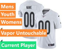 Mens Women Youth Nfl Oakland Raiders White Current Player Vapor Untouchable Limited Jersey