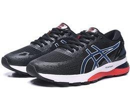 Mens Asics Asics Gel-nimbus 21 Running Shoes Black Color