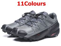Mens Salomon Speed Cross 5 Running Shoes 11 Colors