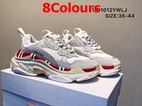 Mens And Women Balenciaga Triple-s Sneaker Running Shoes 8 Colors