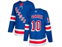 Mens Nhl New York Rangers #10 Artemi Panarin Blue Adidas Jersey