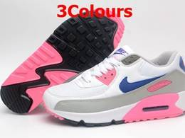 Women Nike Air Max 90 Running Shoes 3 Colors