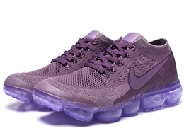 Women Nike Air Max Classic Running Shoes Purple Color