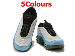Mens Nike Air Max 97 Running Shoes 5 Colors