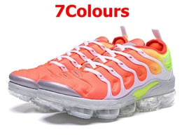 Mens And Women 2018 Tn Nike Air Max Vapormax Plus Running Shoes 7 Colours