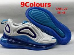 Mens And Women New Nike Air Max 720 Tpu Running Shoes 9 Colors